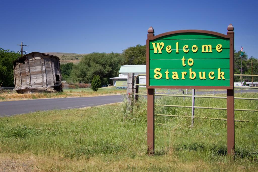 Starbuck yellow press