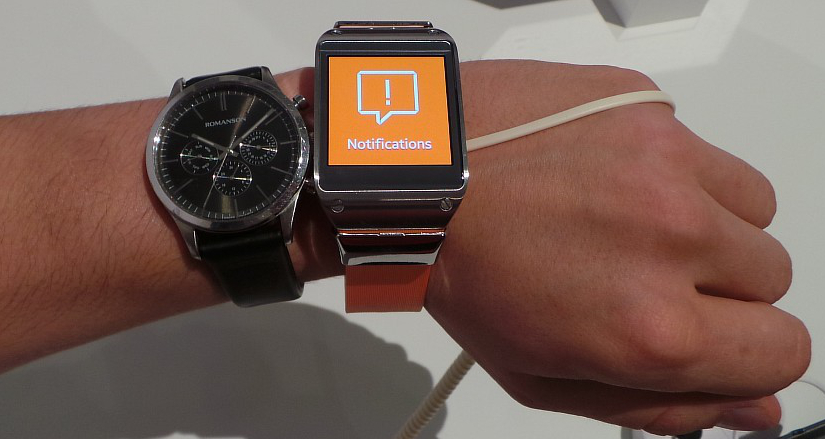 IWatch, The Yellow Press