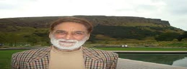 Cross Country Walker Mr. Balwant Singh Grewal (Source: www.ethnicnow.com)